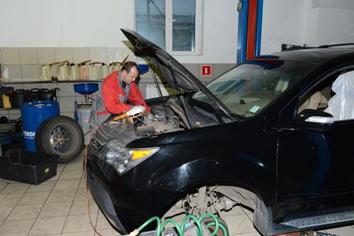 Техническое обслуживание Acura