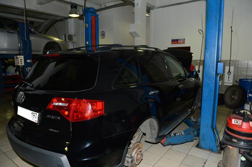 Диагностика и ремонт двигателей Acura