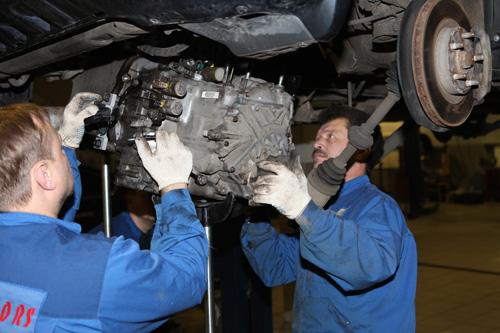 Мастерская по капитальному ремонту АКПП а/м Acura