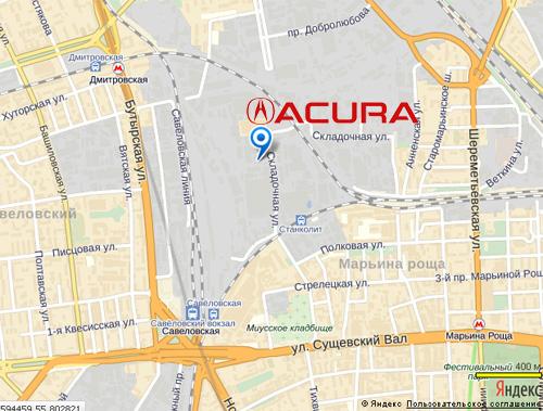 Технический центр расположен рядом с ТТК Савеловской эстакады.  К техцентру удобно добираться из округов СВАО САО и...